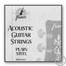 Струна для акустичної гітари  Framus 48011 бронза