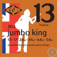 Струни для Акустичної гітари ROTOSOUND JK13