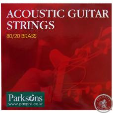 Струни для акустичної гітари PARKSONS S1150 ACOUSTIC L (11-50)