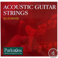 Струни для акустичної гітари PARKSONS S1252 ACOUSTIC L (012 - .052)