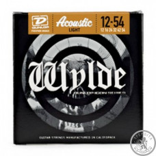 Струни для акустичної гітари  (12-54) DUNLOP ZWP1254 Zakk Wylde Acoustic Light