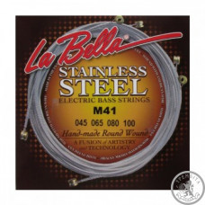 Струни для Бас-гітари la bella M41 (0.45-100)