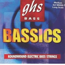 Струни для бас-гітари  GHS M6000-5