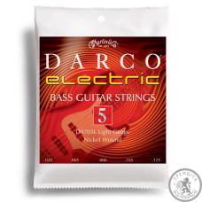 Струни для бас-гітари DARCO D9705L Electric 5String  Bass Light 45-125