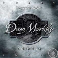 Струни для бас-гітари  DeanMarkley 2602A nickelsteel LT