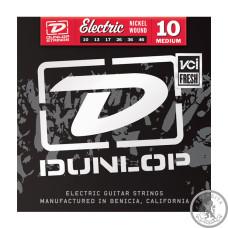 Струни для електрогітари (10-46) Dunlop DEN1046 Nickel Plated Steel