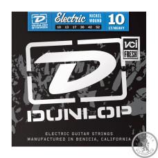 Струни для електрогітари  (10-52) Dunlop DEN1052 Nickel Plated Steel