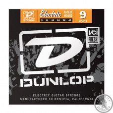 Струни для Електрогітар DUNLOP DEN0942 ELECTRIC LIGHT 9