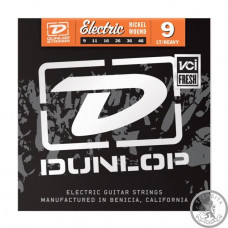 Струни для Електрогітар DUNLOP DEN0946 ELECTRIC LIGHT/HEAVY BOTTOM 9