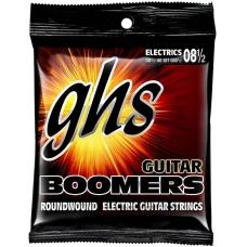 Струни для електрогітари  GHS GB8 1/2 серії Boomers