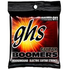 Струни для електрогітари GHS GBZWLO серії Signature Boomers