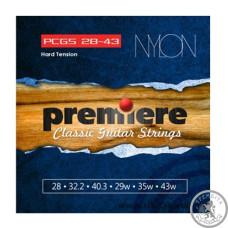 Струни для Класичної Гітари PREMIERE STRINGS PCGS28-43