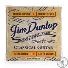 Струни для класичної гітари DUNLOP CLASSICAL CONCERT SERIES DCV120 Silver