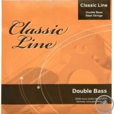Струни  для контрабасу  Classic Line 3/4 F644243
