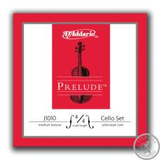 Струни для Вілончелі D`ADDARIO J1010 4/4M Prelude 4/4M