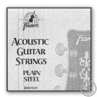 Струна для акустической гитары (015) Framus 48015 бронза