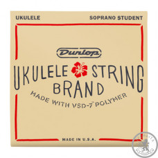 Струни для укулеле DUNLOP DUQ201 Ukulele Soprano Student