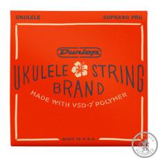 Струни для укулеле DUNLOP DUQ301 Ukulele Soprano Pro