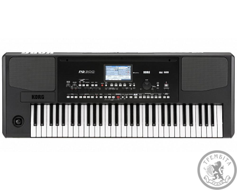 Синтезатор KORG PA300