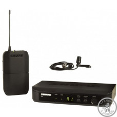 Shure BLX14E/CVL система безпровідна з петличнним мікрофоном CVL (Q25)