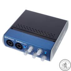 Аудиоинтерфейс PRESONUS AUDIOBOX USB 2X2