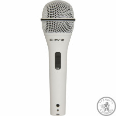 Динамічний кардіоїдний мікрофон з вимикочем PEAVEY PVi™ 2W , колір білий, в комплекті кабель XLR