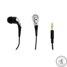 Навушники Avalanche MP3-201 Black ( З нікелюваною вставкою )