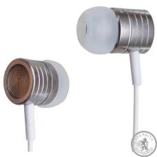 Навушники Avalanche MP3-391 (Срібні)