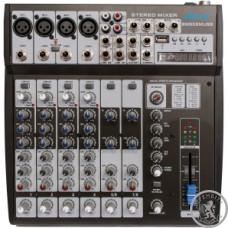 Мікшерний пульт 4+2 ARCTIC SM802MUSB Delay USB