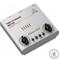 Підсилювач Мікрофонний BEHRINGER MIC100 TUBE ULTRAGAIN